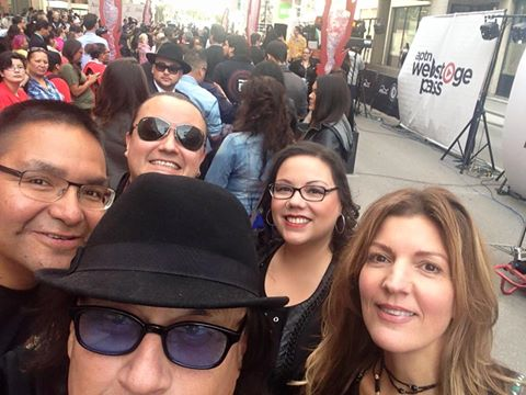 Indian City walking the red carpet 2015